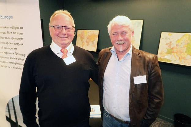 Bo Mesán, Bergkvarabuss, i samspråk med Mikael Persson, Sveriges Bussföretag.