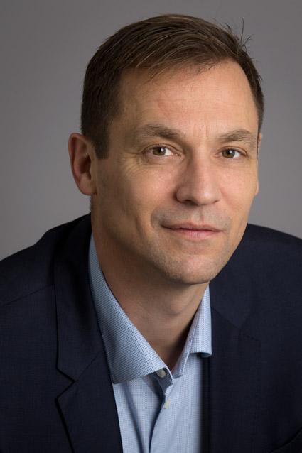 Peter Kragelund, ny försäljningschef för Solaris Sverige AB.