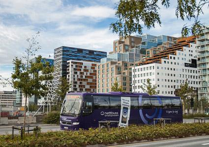 Nettbuss köper in sig i estniska T Solutions som utvecklar avancerade boknings- och biljettsystem.