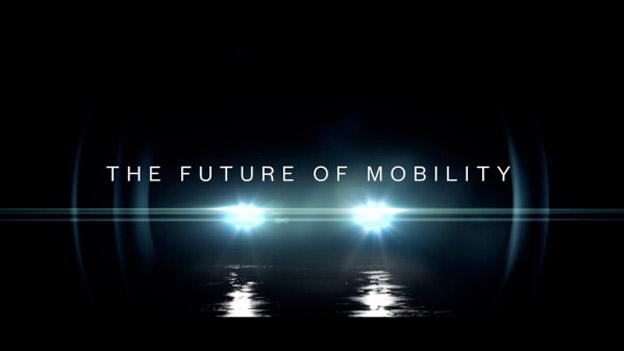 Häftig reklam för framtidens mobilitet. Bild: Västtrafik.