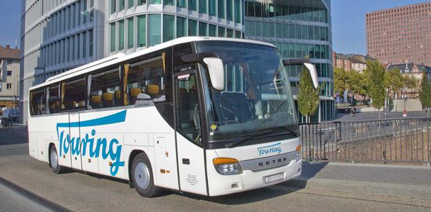 Deutsche Touring har gått i konkurs. Foto: Deutsche Touring.