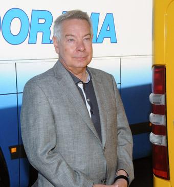 Göran Mellström, vd, Bergkvarabuss: Påstått bussfusk existerar inte. Foto: Ulo Maasing.