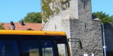 Gotlandsbuss satsar på HVO. Foto: Ulo Maasing.