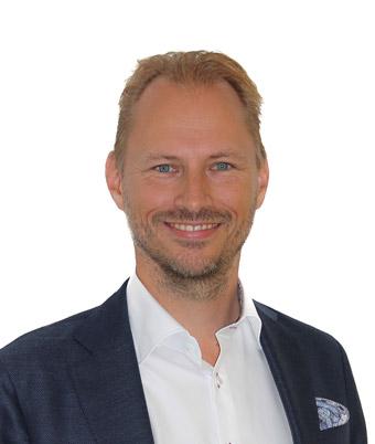 Mats Johansson, bolagschef för Hogia Communications. Foto: Hogia.