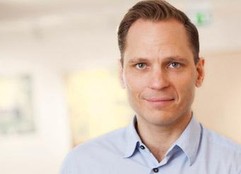 Johan Ingelskog, Kommunal: Vi har länge haft ögonen på Bergkvarabuss. Foto: Kommunal.