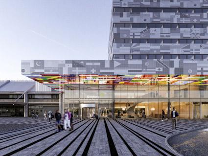 År 2020 öppnar Scandic sitt nionde flygplatshotell vid Landvetter Airport i Göteborg. Bild: Scandic.