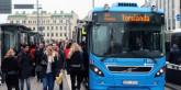 För Västtrafik har kostnaderna för taxiresor vid förseningar/inställningar ökat med 40 procent, men antalet ärenden med bara en procent. Foto: Ulo Maasing.