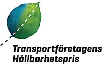 Transportföretagen söker nomineringar till sitt hjållbarhetspris som tidigare hette Pegasuspriset.