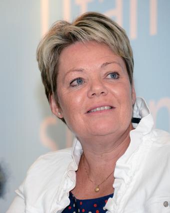 Riksdagsledamoten Lotta Finstorp(M): Se över skatten för elbussar! Foto: Ulo Maasing.