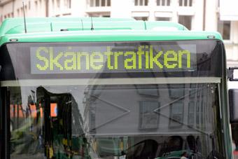 Skånetrafiken riskerar en miljardsmäll. Foto: Ulo Maasing.