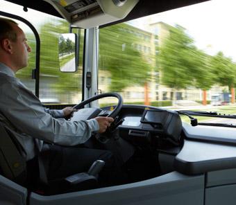 Nya regler för YKB-fortbildningen började gälla denna vecka. Foto: Volvo.