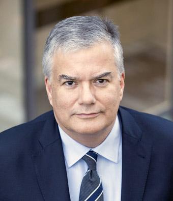 Jonas Bjelfvenstam, nu förordnad som ordinarie generaldirektör för Transportstyrelsen.