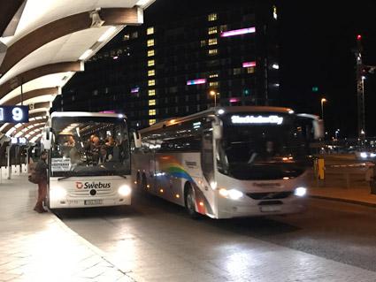 De regionala kollektivtrafikmyndigheterna tycks beskriva potentialen för kommersiell trafik ännu mer negativt än tidigare, skriver Transportstyrelsen. Foto: Ulo Maasing.