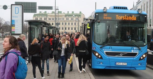 Svensk Kollektivtrafik avvisar Konsumentverkets kritik om att länstrafikbolag mörkar om resenärers rättighet. Foto: Ulo Maasing.
