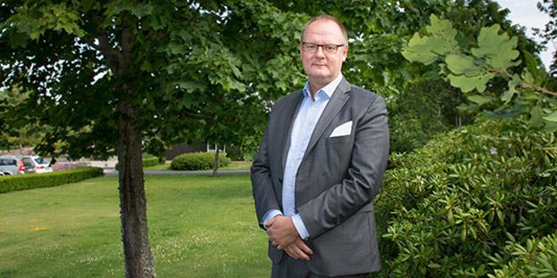 Tomas Svensson har utsetts till generaldirektör för VTI. Foto: VTI.