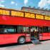 Spanska Unvi lanserar i år batteridrivna dubbeldäckade sightseeingbussar med öppen topp. Bild: Unvi.