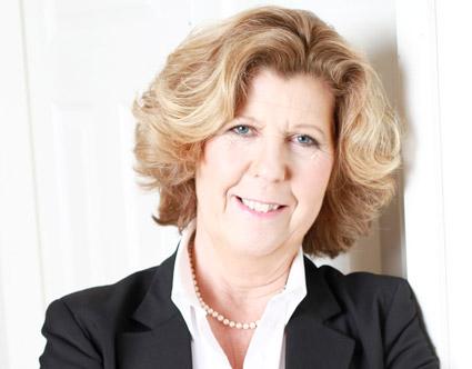 Ewa Lagerqvist, ny tillförordnad vd för Visit Sweden.