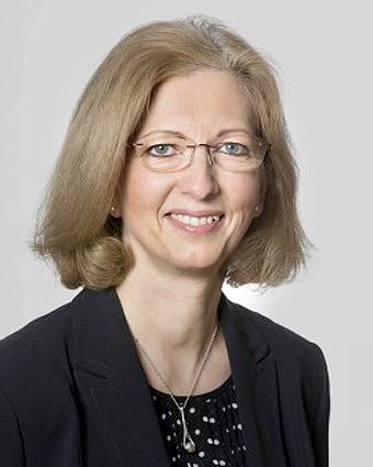 SL-chefen Caroline Ottosson. Foto: Thomas Henriksson.