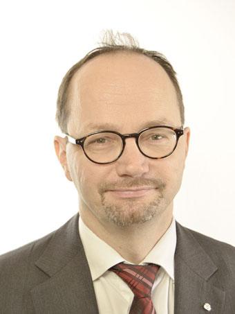 Tomas Eneroth, ny infrastrukturminister. Foto: Riksdagen.