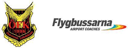 Succ´klubbewn Östersunds Fotboillsklubb och Flygbussarna inleder samarbete.