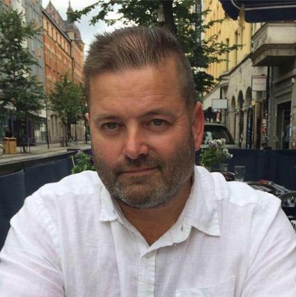 Per Nordin, ordförande i Örebro-Värmlands Bussbranschförening. Foto: Privat.