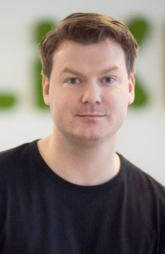 Peter Ahlgren, vd för FlixBus i Sverige och Danmark. Foto: FlixBus.