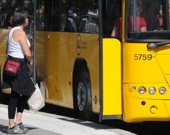 Det bnlir dyrare att tiga på bussen i Uppland. Foto: Ulo Maasing.