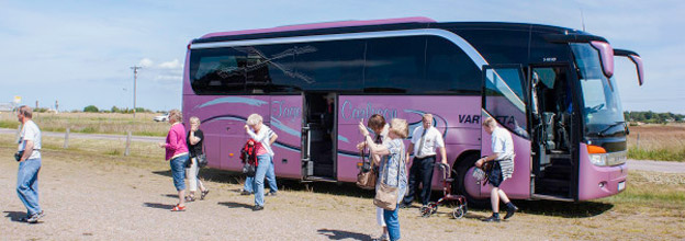 Turistresorna försummas i samhällsplaneringen enligt en ny rapport från VTI. Foto: VTI.