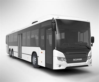 Scania har fått en stororder från den norska bussoperatören Boreal. Bild: Scania.