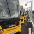 109 av de nya bussarna i Kalmar län har levererats av Scania. Foto: Scania.