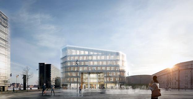 Scandic Spectrum i Köpenhamn blir Scandics största hotell. Bild: Scandic.
