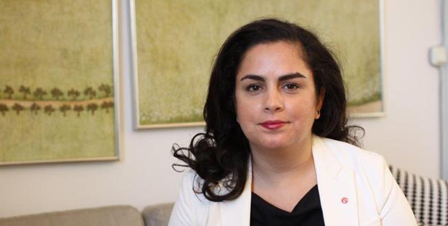 Talla Alkurdi(S), oppositionstrafiklandstingsråd i Stockholms läns landsting.