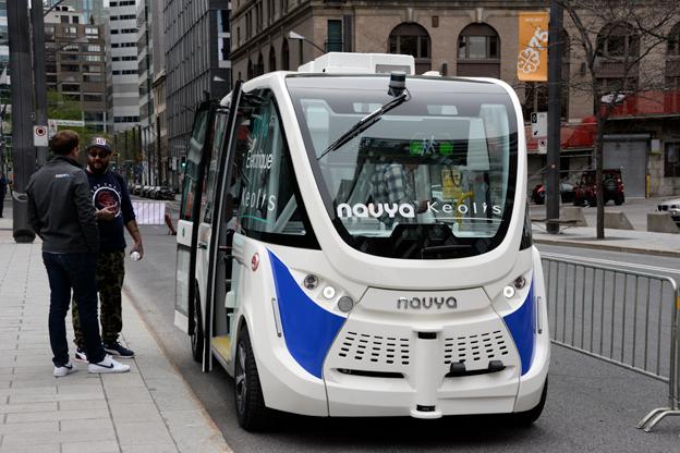 Många bedömare anser att digitaliseringen och självkörande fordon kommer att förändra kollektivtrafiken på ett avgörande sätt. Foto: Ulo Maasing.