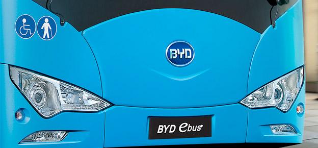 Bussar från BYD ska sköta stadstrafiken i Norrtälje efter nästa sommar.