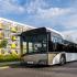 På Busworld i Kortrijk kommer Solaris bland annat att visa sin 18-meters, eldrivna ledbuss. Foto: Solaris.