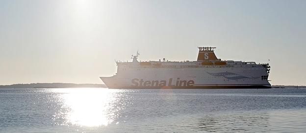 Ta färjan över Östersjön på samma biljett som stadsbussen i Karlskrona? Foto: Joakim Larnö.