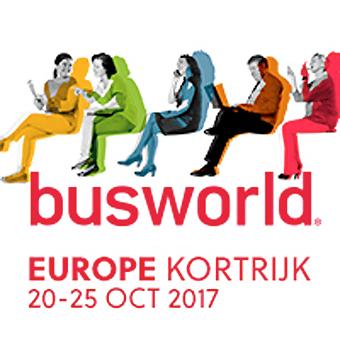 Åretys Busworld är sista gången mässan hålls i Kortrijk. Nästa gång flyttar den till Bryssel.