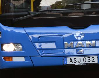 MAN toppade nyregistreringarna av tunga bussar under september.