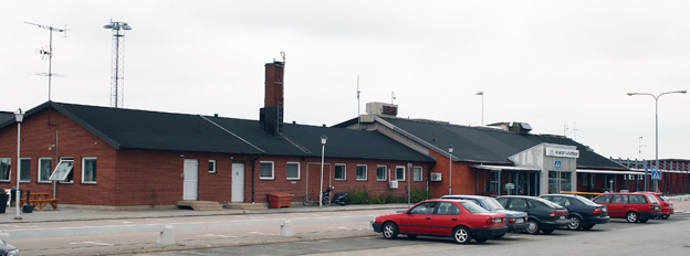 Ronneby Airprt. Foto: Skistar/Wikimedia Commons.