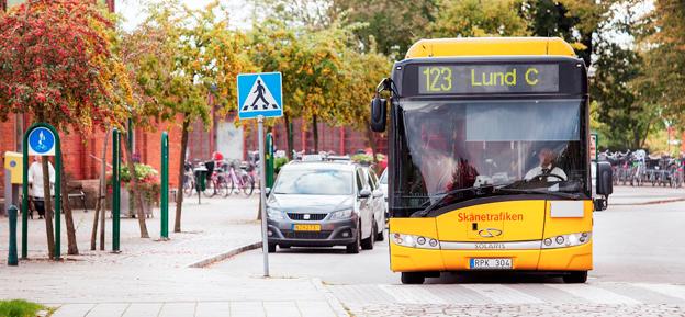 Från och med nästa mår ska Skånetrafikens biljettpriser höjas automatiskt årligen. Foto: Karl Johan Hjertström.
