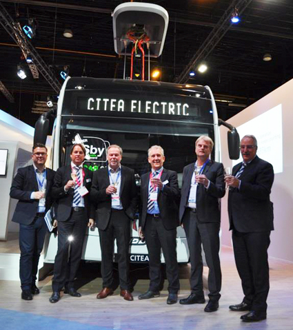 Elektrifieringen av busstrafiken är en av anledningarna till att busstillverkaren VDL tar över i egen regi i Norden. Foto: VDL.