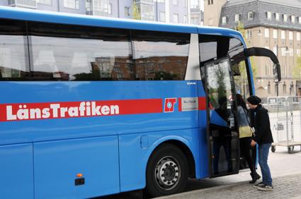Länstrafiken Örebro får kritik av Konsumentverket. Foto: Ulo Maasing.
