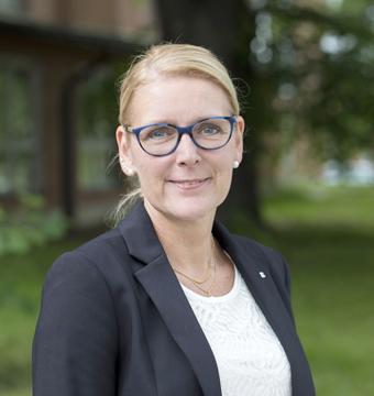 Petra Wermström är ny direktör för väg och järnväg vid Transportstyrelsen.
