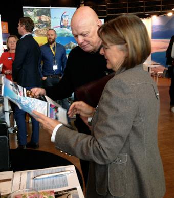 Birgit Neuner från Garmisch-Partenkirchen berättar om nyheter.