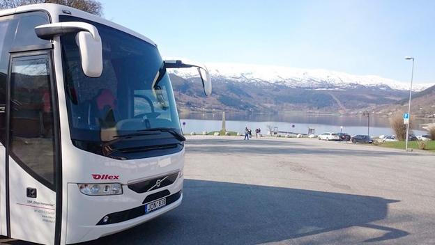 Volvo bussar har fatt stororder